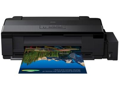 Epson InkJet L1800 - Έγχρωμος Εκτυπωτής Inkjet Α3
