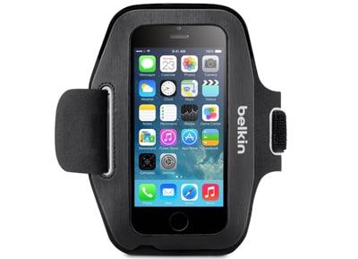 Θήκη-περιβραχιόνιο iPhone 6/6S - Belkin Sport-Fit Armband F8W500BTC00 Μαύρο
