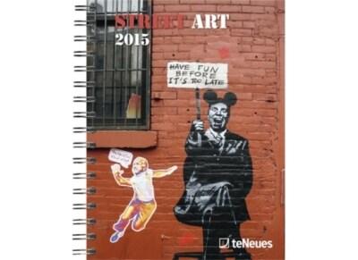 Street Art 2015 Calendar