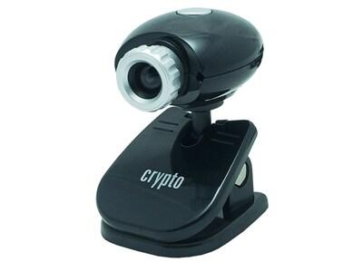 Web Camera Crypto Budget V - Μαύρο