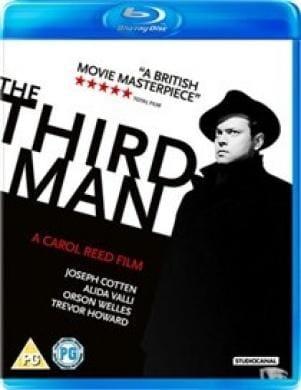 THIRD MAN, THE [BLU RAY]