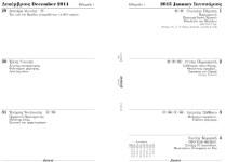 Filofax Ημερολόγιο 2015 Α5 Εβδομαδιαίο