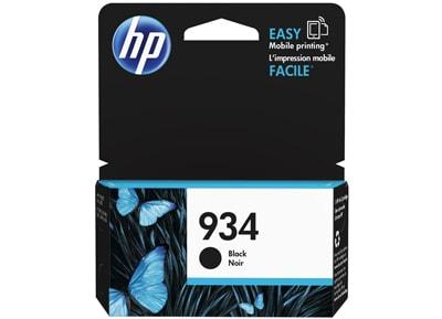 Μελάνι Μαύρο HP 934 (C2P19AN)