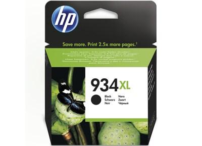 Μελάνι Μαύρο HP 934XL (C2P23A)