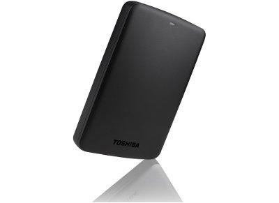 """Εξ. σκληρός δίσκος Toshiba Canvio Basics HDTB310EK3AA 1TB 2.5"""" USB 3.0 Μαύρο"""