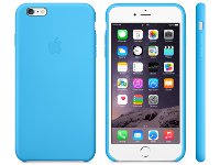 Θήκη iPhone 6/6S Plus - Apple Silicone Case MGRH2ZM/A Μπλε