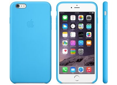 Θήκη iPhone 6/6S Plus - Apple Silicone Case MGRH2ZM/A Μπλε τηλεφωνία   tablets   αξεσουάρ κινητών   θήκες