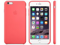 Θήκη iPhone 6/6S Plus - Apple Silicone Case MGXW2ZM/A Ροζ