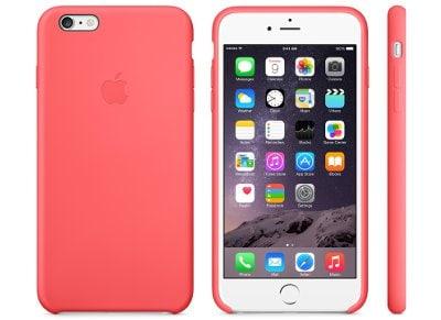 Θήκη iPhone 6/6S Plus - Apple Silicone Case MGXW2ZM/A Ροζ