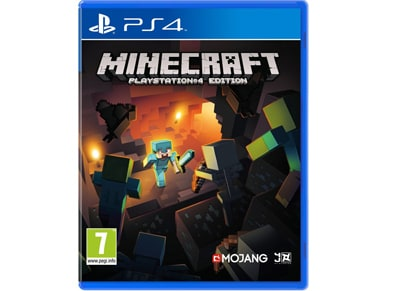 Minecraft - PS4 Game gaming   παιχνίδια ανά κονσόλα   ps4