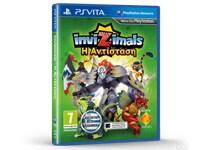 Invizimals: Η Αντίσταση - PS Vita Game