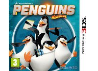 The Penguins of Madagascar - 3DS Game