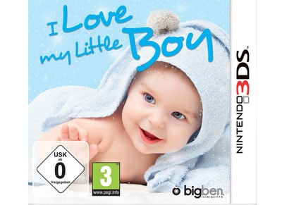 I Love my Little Boy - 3DS/2DS Game