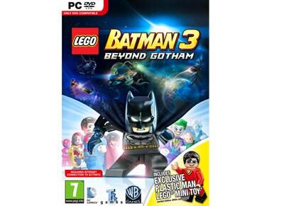 LEGO Batman 3 Beyond Gotham Toy Edition - PC Game gaming   παιχνίδια ανά κονσόλα   pc