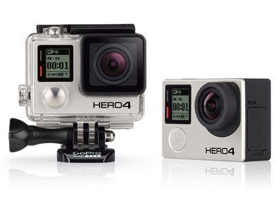Action Camera GoPro Hero4 Black Edition