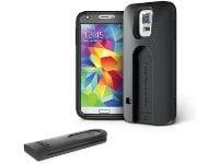 Θήκη Samsung Galaxy S5 - iLuv Selfy Case SS5SELFBK Μαύρο