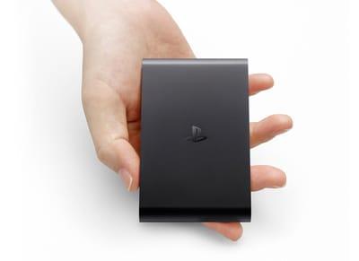 Sony PlayStation TV & 3 PS Vita Games