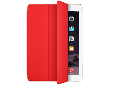 Apple Smart Cover MGTP2ZM/A - Θήκη iPad Air 2 - Κόκκινο