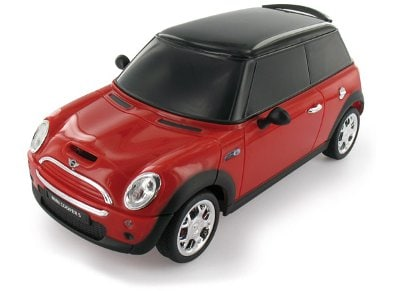 BeeWi BBZ251B6 - Τηλεκατευθυνόμενο Mini Cooper Κόκκινο - Apple