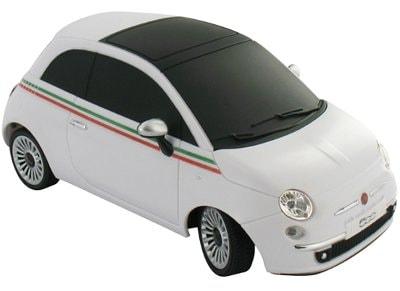BeeWi BBZ203A1 - Τηλεκατευθυνόμενο Fiat 500 Λευκό - Android