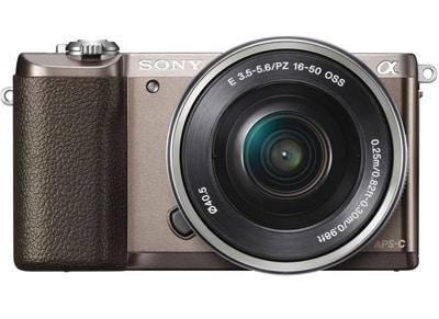 Sony α5100 Kit 16-50MM Καφέ φωτογραφία   βίντεο   mirrorless