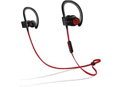 Ακουστικά Beats by Dr.Dre Powerbeats 2 Wireless Μαύρο