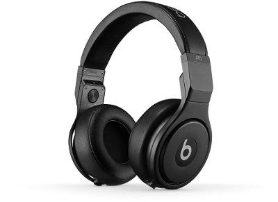 Ακουστικά κεφαλής Monster Beats by Dr.Dre Pro Μαύρο