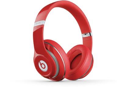 Ασύρματα Ακουστικά Κεφαλής Beats by Dr.Dre Studio 2.0 Κόκκινα