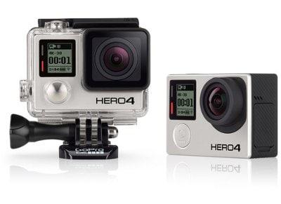Action Camera GoPro Hero4 Moto Black Edition