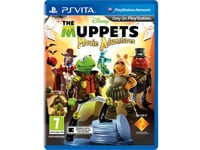 The Muppets Movie Adventures - PS Vita Game