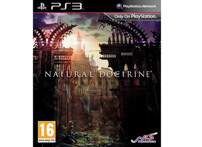 Natural Doctrine - PS3 Game