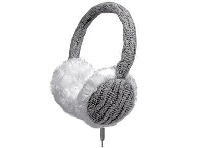 Handsfree Ακουστικά SBS Wool TTHEADPHONEWOOLG Γκρι