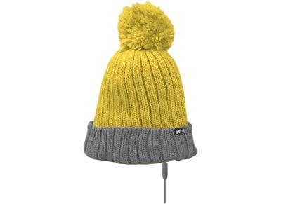 Σκούφος Handsfree SBS Wintercap TTWINTERCAPSY Κίτρινο