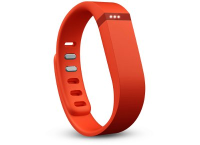 Activity Tracker FitBit Flex Wristband Πορτοκαλί FB401TE-EU