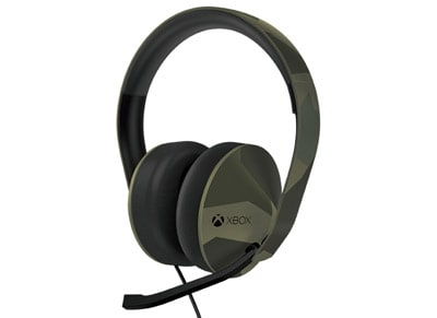 Microsoft Xbox One Stereo Headset - Special Armed Forces Camo