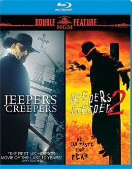 JEEPERS CREEPERS 1&2 [BLU RAY] (REG.1)