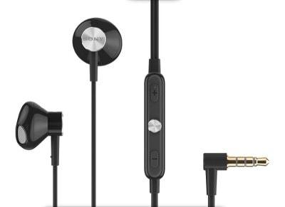 Handsfree Ακουστικά Sony Stereo Headset STH30 Μαύρο τηλεφωνία   αξεσουάρ κινητών   handsfree