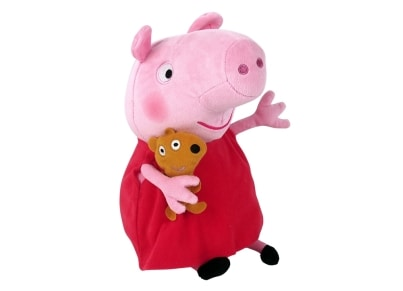 Λούτρινο Peppa Pig Το Γουρουνάκι TY Beanie Boos 15cm