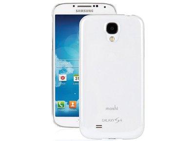 Θήκη Samsung Galaxy S4 - Moshi iGlaze Case Διαφανές 99MO058901 τηλεφωνία   tablets   αξεσουάρ κινητών   θήκες