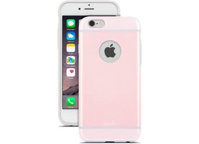 Θήκη iPhone 6/6S - Moshi iGlaze Ροζ (99MO079301)