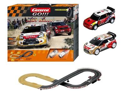 Αυτοκινητόδρομος Carrera Slot Racing Just Rally (62345)