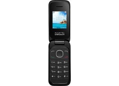 Alcatel OneTouch 1035D Dual Sim Γκρι