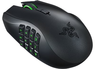 Razer Naga Epic Chroma MMO Wireless - Gaming Mouse