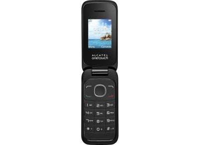Alcatel OneTouch 1035D Dual Sim Λευκό