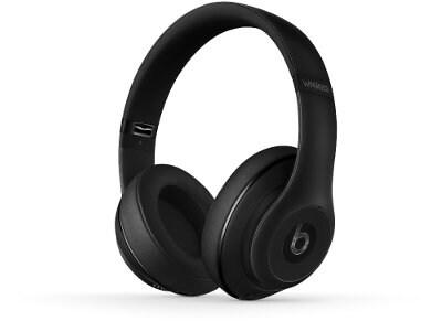 Ασύρματα Ακουστικά Κεφαλής Beats by Dre Studio 2.0 Wireless Μαύρο
