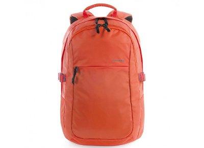 """Τσάντα Laptop Πλάτης 15"""" Tucano Livello Up Πορτοκαλί"""