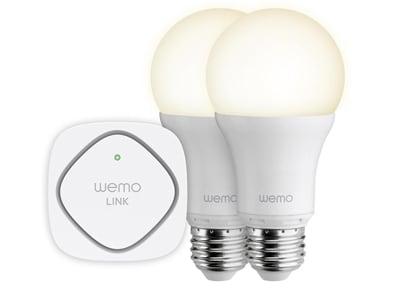 Belkin Wemo LED Lighting Starter Set (F5Z0489VF) Λευκό