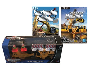 Construction Simulator & Construction Machines 2014 & Toy Model - PC Game gaming   παιχνίδια ανά κονσόλα   pc