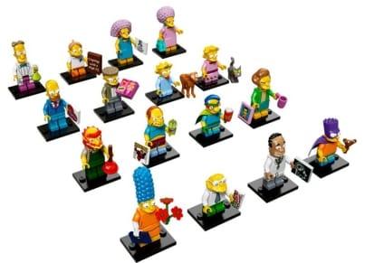 LEGO® 71009 The Simpsons Series 2 Minifigure - 1 τεμάχιο
