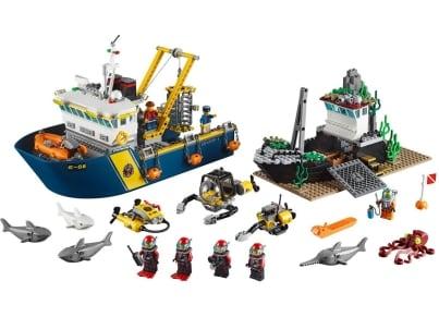 LEGO 60095 Deep Sea Exploration Vessel